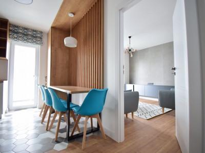 Apartament cu finisaje ultramoderne in cartierul Europa!