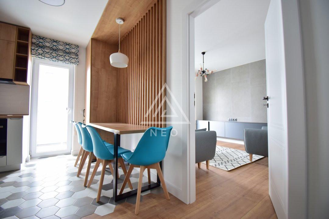 Apartament cu finisaje ultramoderne in cartierul Europa! 1
