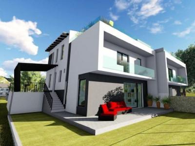 Casa cuplata spre vânzare cu 5 camere în cartierul Borhanci!