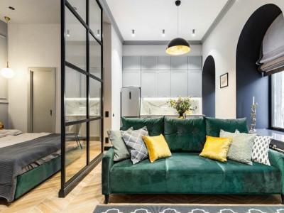 Apartament cu o camera intr-un ansamblu exclusivist!