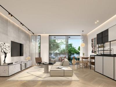 Apartament cu 3 camere intr-un ansamblu exclusivist!