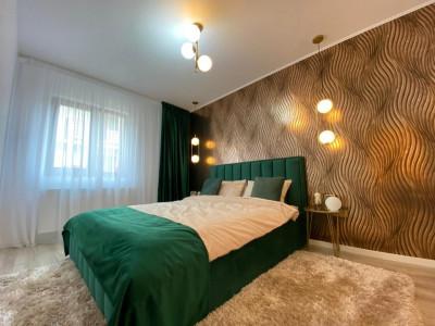 Apartament deosebit de 2 camere cu gradina in zona strazii Cetatii!