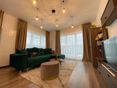 Apartament cu terasa de 27mp si 2 camere in zona Baciu!