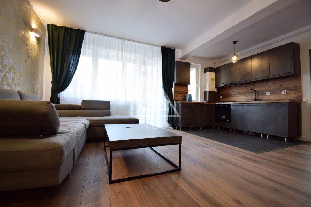 Apartament cu finisaje de lux intr-o zona linistita a Florestiului! 1