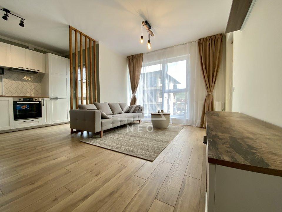 Apartament deosebit cu 2 camere in Floresti! 1