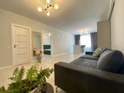 Apartament proaspat finisat cu 2 camere in zona Vivo!