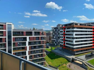 Apartament de lux cu 2 camere decomandate in cartierul Buna Ziua !