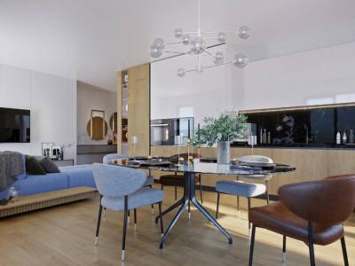 Apartament cu 3 camere perfect pentru investitie, zona semicentrala, bloc nou!