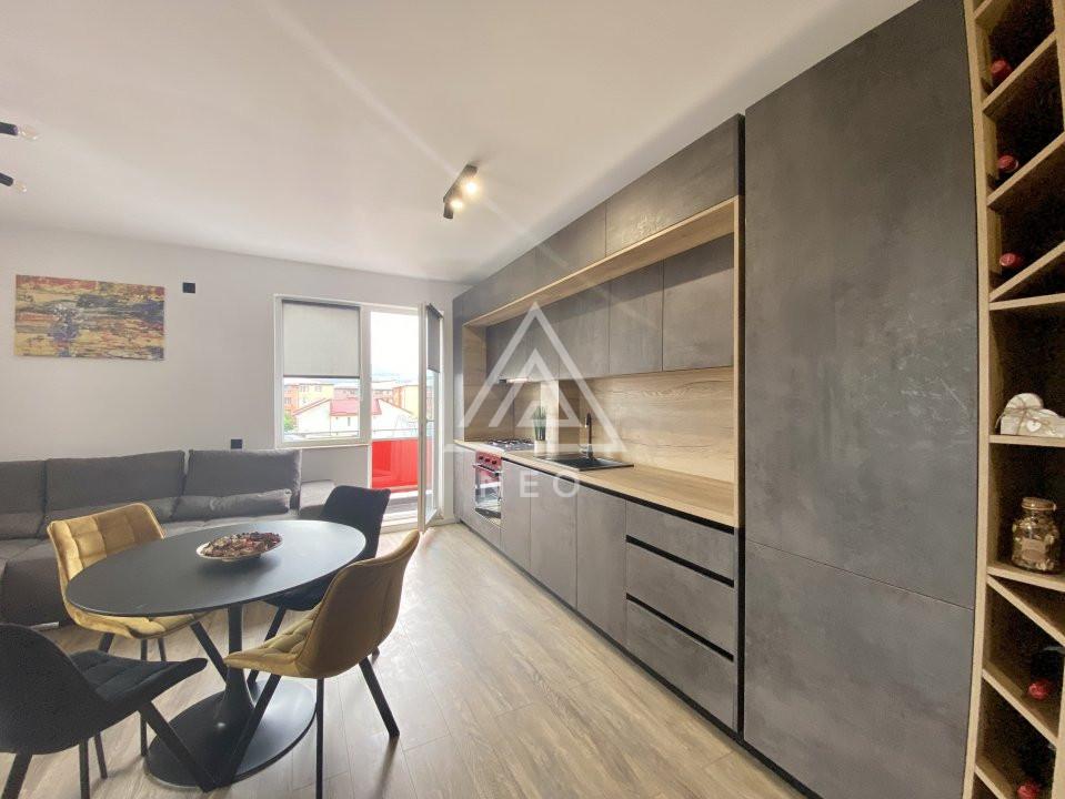 Apartament ultrafinisat la Cheie 🔑 1