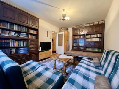 Apartament accesibil, decomandat cu o camera in Grigorescu !