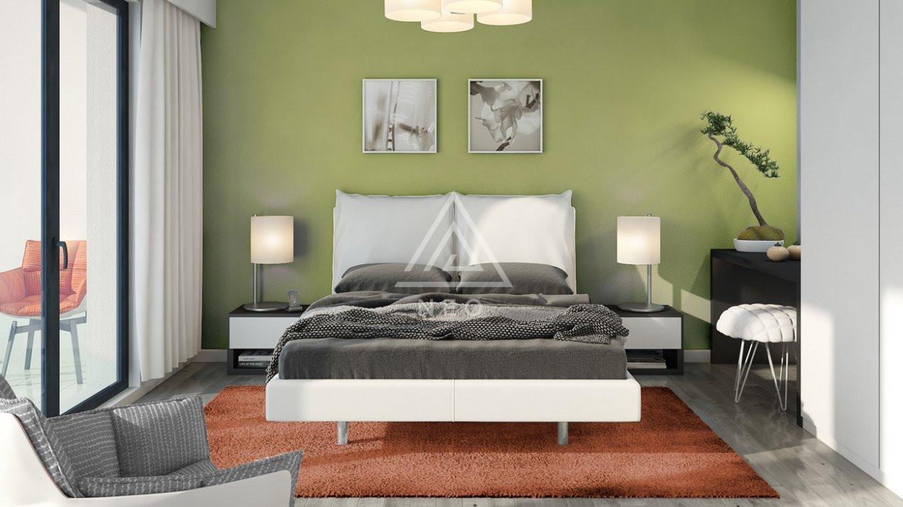 Apartament cu 4 camere semidecomandat in bloc nou cu CF ! 4