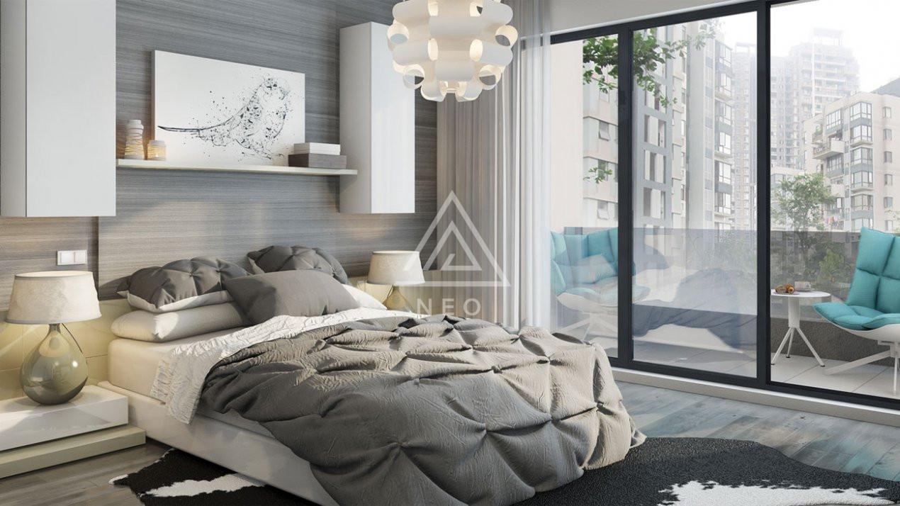 Apartament cu 4 camere semidecomandat in bloc nou cu CF ! 1