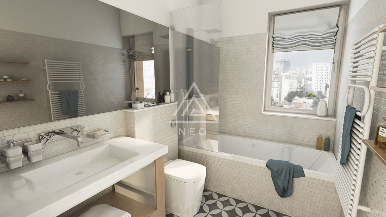 Apartament in bloc nou cu CF intr-o zona foarte accesibila spre VIVO ! 5