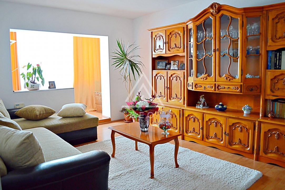 Apartament cu 3 camere pe Bulevardul Nicolae Titulescu, Gheorgheni! 1