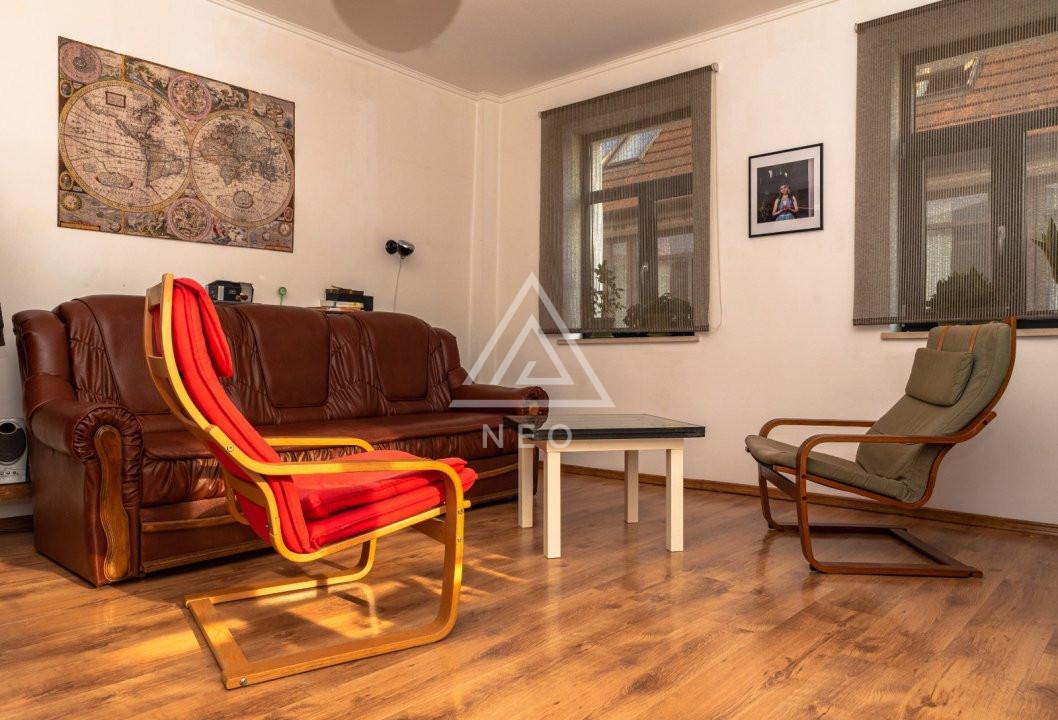 Apartament cu 3 camere in zona ultrcentrala! 1