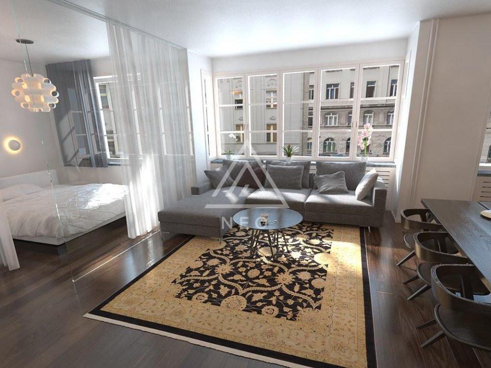 Apartament cu o camera spre vanzare! 1