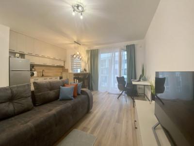 Apartament deosebit la prima inchiriere in zona The Office !