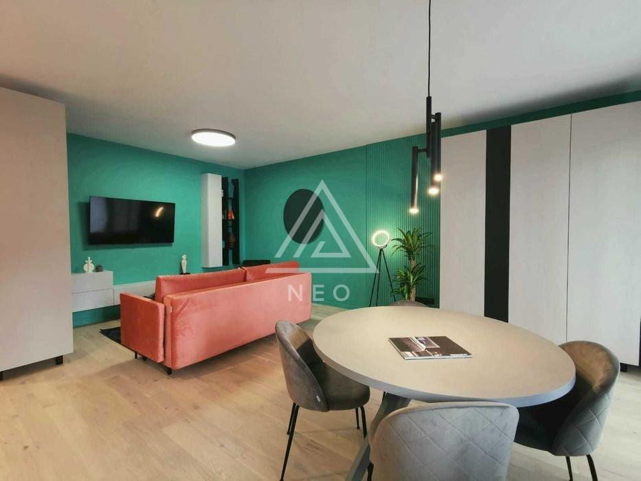 Apartament cu 2 camere si gradina privata de inchiriat in zona Semicentrala! 1