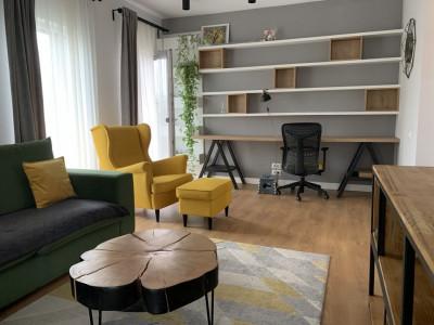 Apartament de lux cu 2 camere in Borhanci !