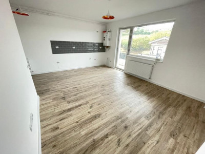 Apartament finisat cu 2 camere, in bloc nou, in Floresti !