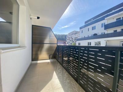 Apartament in bloc nou cu 2 camere!