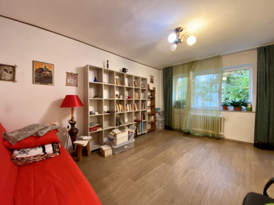 Apartament decomandat cu 2 camere in cartierul Manastur!