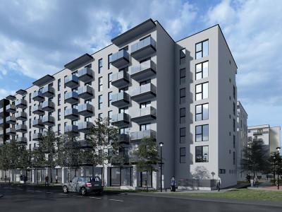 Apartament nou cu 2 camere in bloc 2021 !