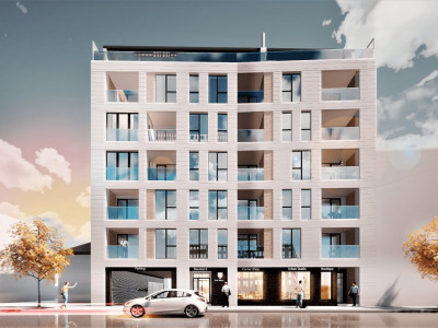 Apartament cu 3 camere in bloc nou, zona Centrala!