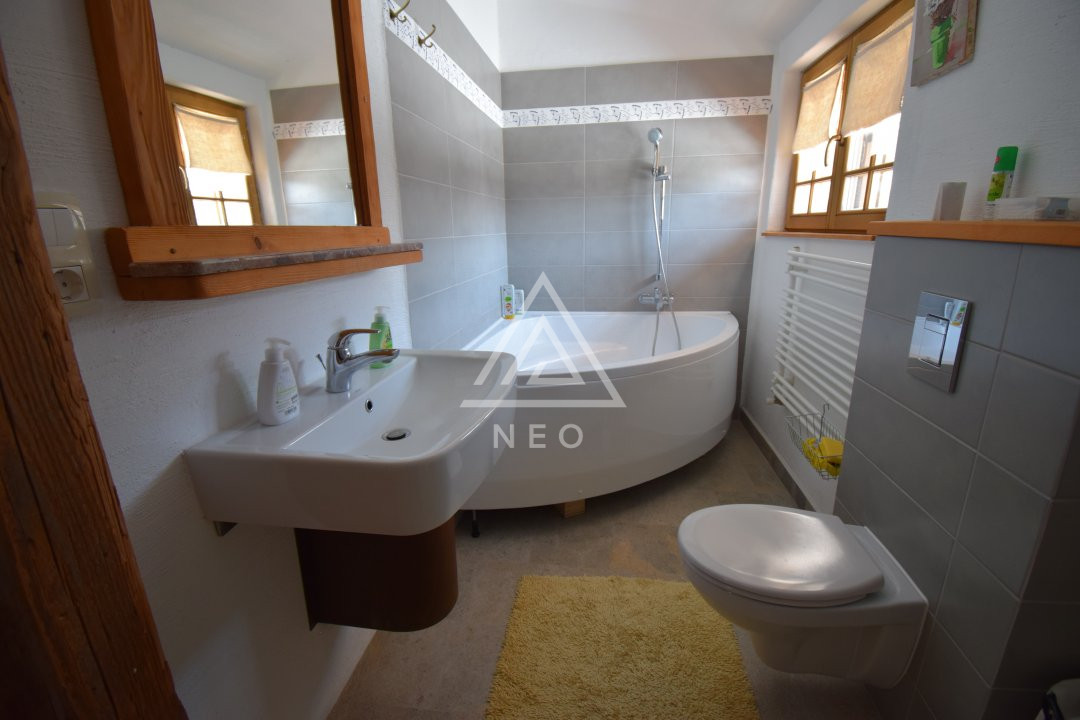 Casa deosebita de 180 mp cu sauna in Salicea 10