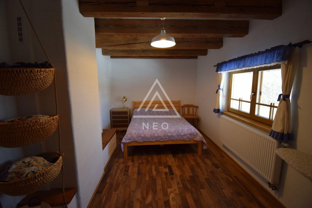 Casa deosebita de 180 mp cu sauna in Salicea 21