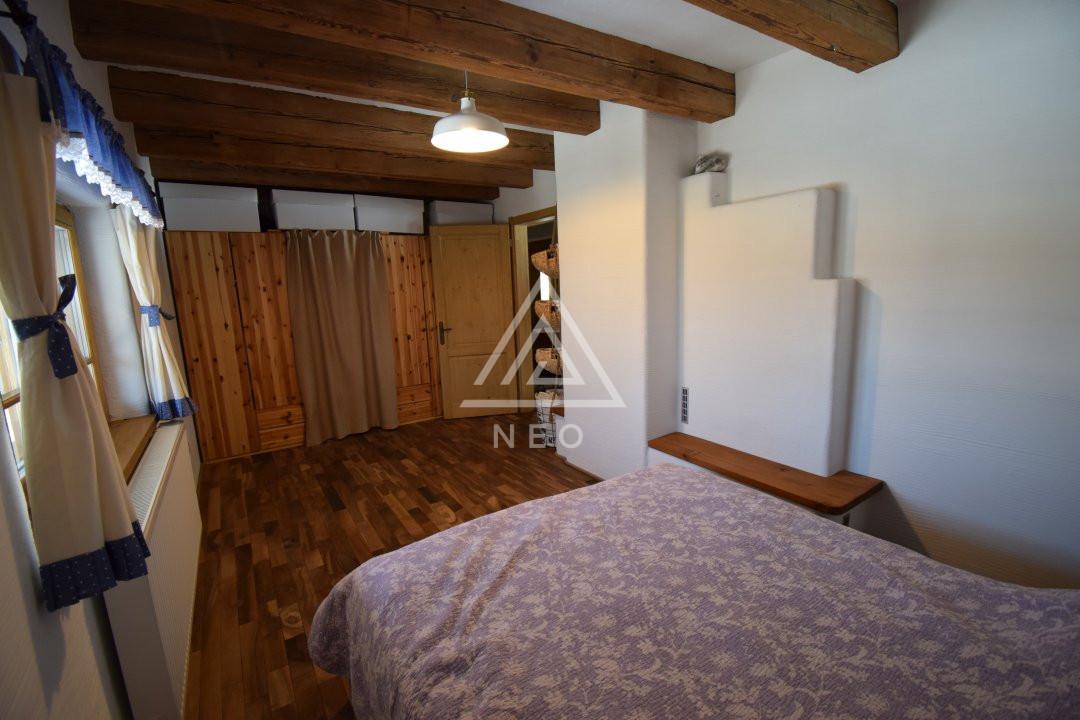 Casa deosebita de 180 mp cu sauna in Salicea 22