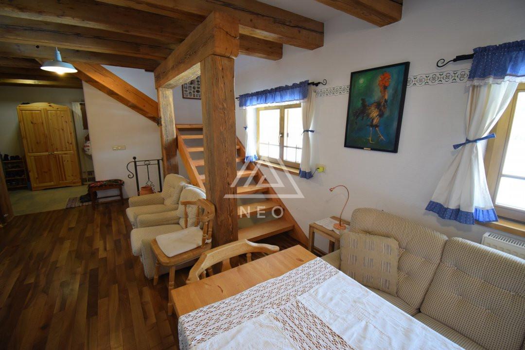 Casa deosebita de 180 mp cu sauna in Salicea 31